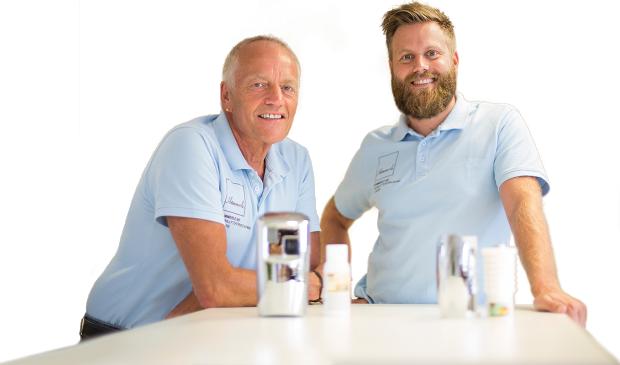 Bernd und Angelo Hämmerle